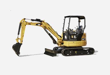 【卡特303.5E CR】卡特彼勒303.5E CR微型挖掘机