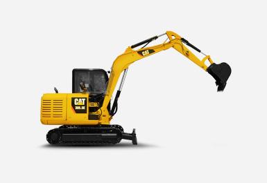 【卡特305.5E2】卡特彼勒305.5E2微型挖掘机
