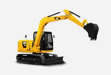 【卡特307】卡特彼勒307微型挖掘机