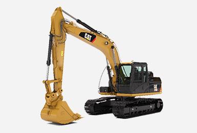 卡特小型挖掘机