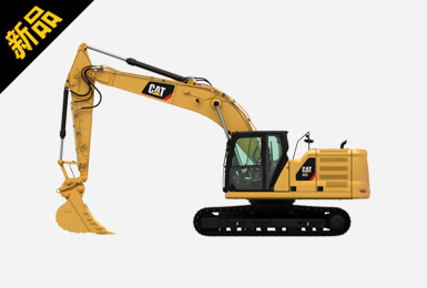 【卡特323】新一代卡特彼勒323中型挖掘机