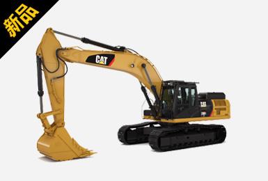 卡特大型挖掘机