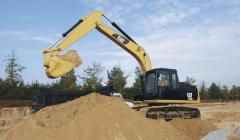 【卡特318D2L】卡特彼勒318D2 L小型挖掘机