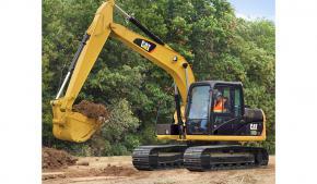 【卡特313D2GC】卡特彼勒313D2 GC小型挖掘机