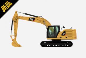卡特中型挖掘机