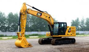 【卡特320】新一代卡特彼勒320中型挖掘机