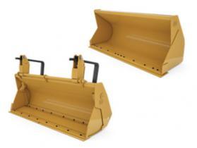铲斗-反铲挖掘机前部