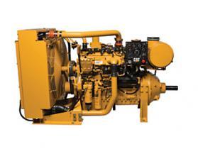 工业用柴油发电设备 - 管制较松的地区和非管制地区