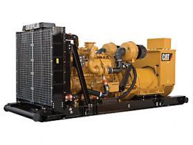 陆地生产发电机组