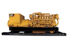海洋钻井发电机组