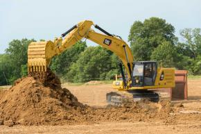 【卡特330】新一代卡特彼勒330中型挖掘机