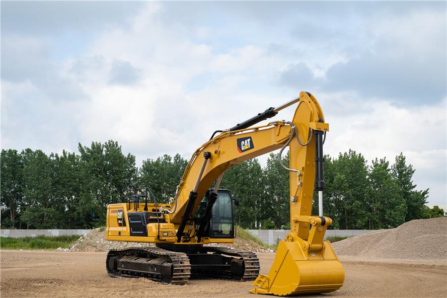 【卡特345GC】新一代卡特彼勒345GC大型挖掘机