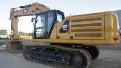 【卡特336GC】新一代卡特彼勒336GC大型挖掘机