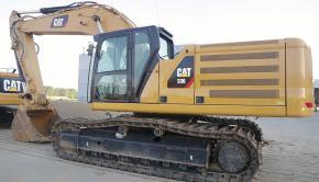 【卡特336】新一代卡特彼勒336大型挖掘机