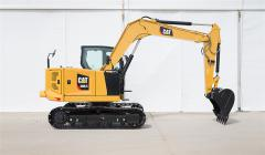 【卡特308.5】新一代卡特彼勒308.5微型挖掘机