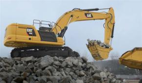 【卡特330GC】新一代卡特彼勒330GC中型挖掘机