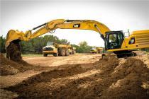 【卡特349】新一代卡特彼勒349大型挖掘机