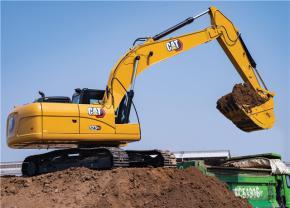 【卡特323GX】卡特彼勒323GX中型液压挖掘机