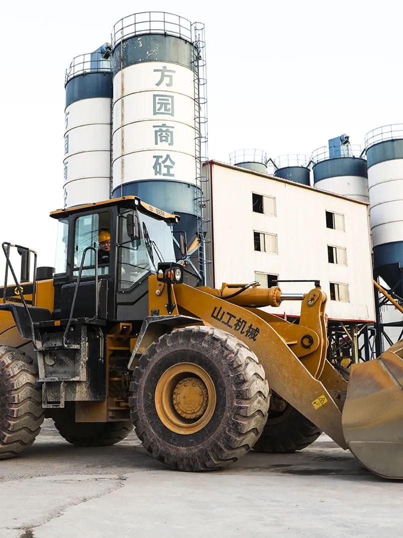 山工机械,专治混凝土工况各种不服